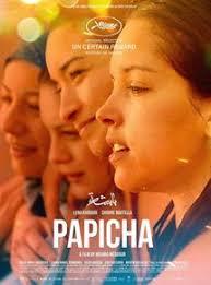 Octobre 2019 : Projection-débat du film Papicha