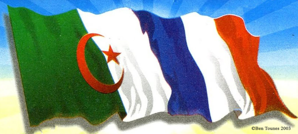 rencontre entre algériens france